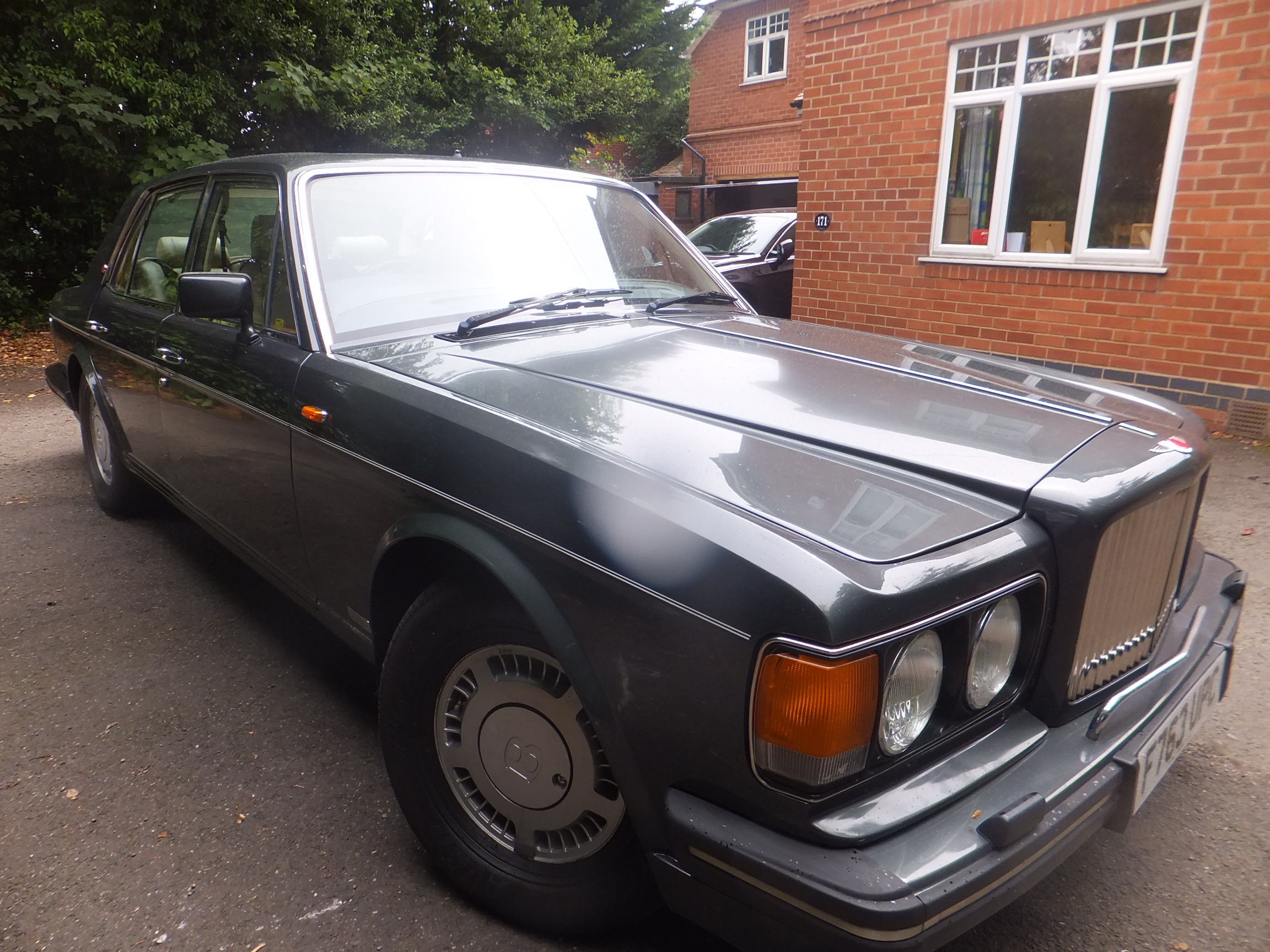 Bentley Turbo R 1989 F, 103000 miles