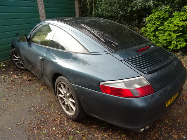 Porsche 911 Carrera2 Targa manual 2004 04, 75000 miles